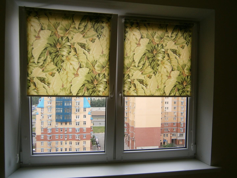 Ролеты на балкон - киев.